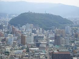 松山市の風景
