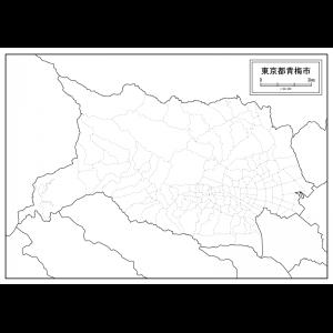 青梅市の画像