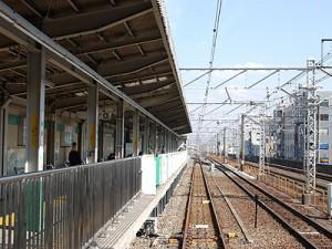 綾瀬駅の画像