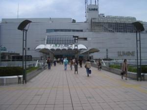 茅ヶ崎駅の画像