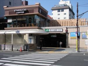 市ヶ谷駅の画像