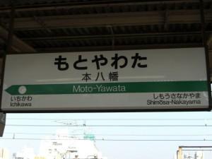 本八幡駅の画像